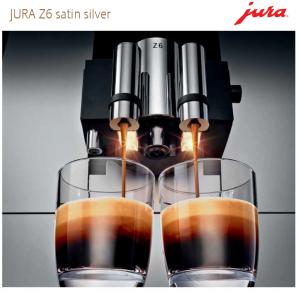 Jura - Hãng máy pha cà phê tự động bên bỉ và thương hạng hiện nay