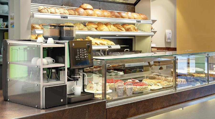 máy pha cà phê Đức