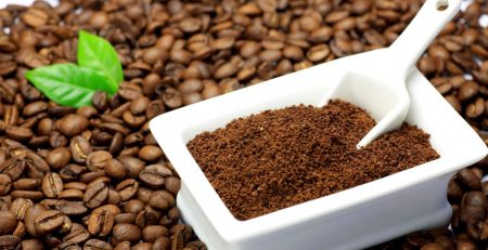 Công dụng của bã cà phê