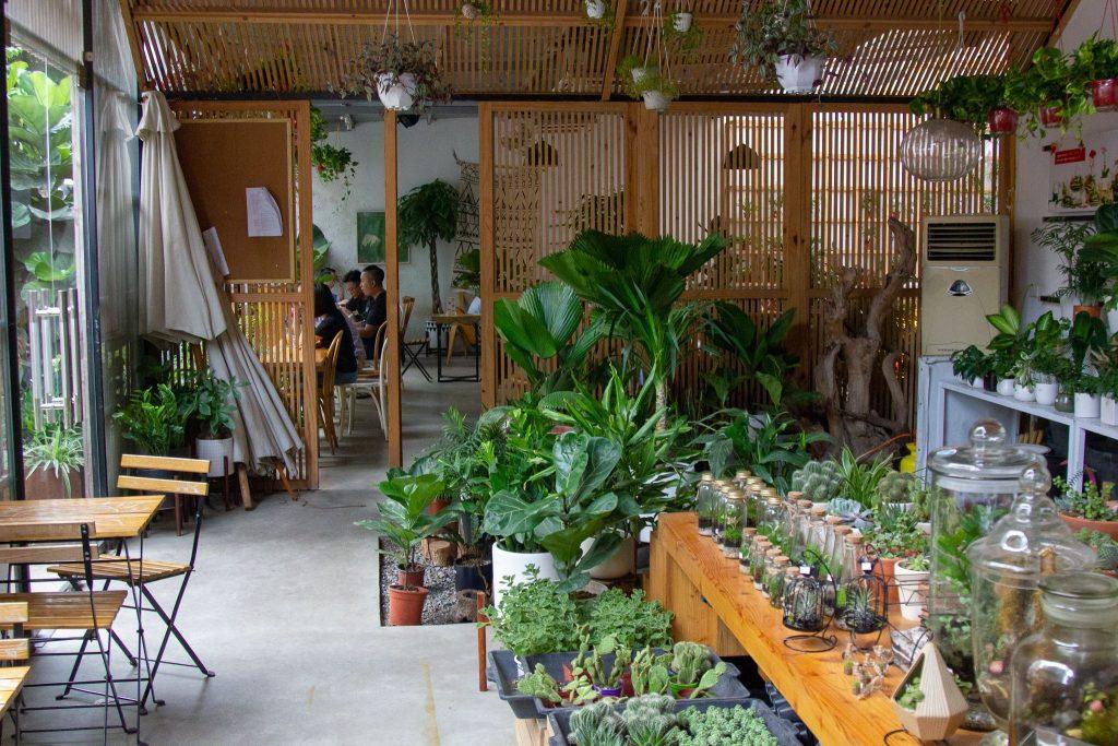Top các quán cà phê đẹp nhất Hà Nội