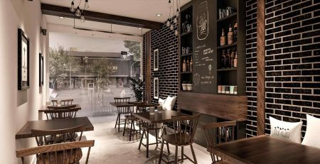 tư vấn thiết kế quán cafe