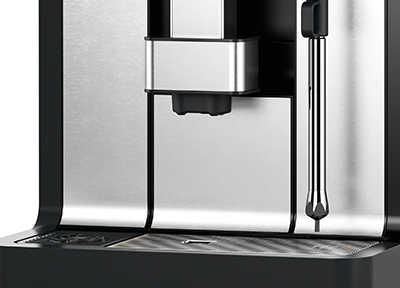 WMF Coffee machine spout dynamic milk