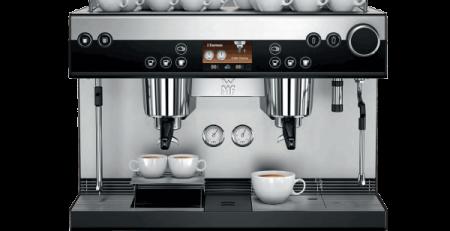 máy pha cà phê 2 vòi