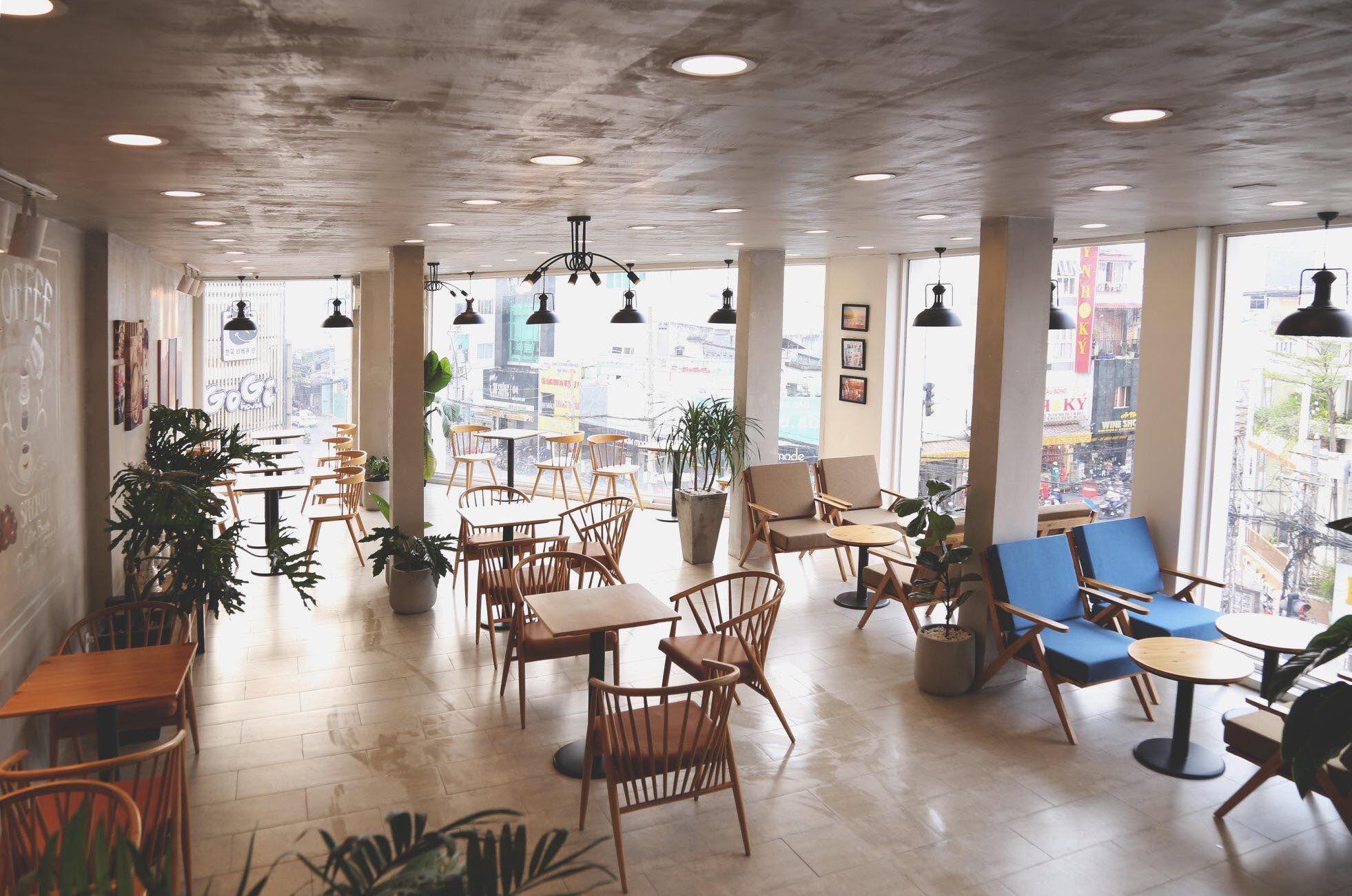 Chi phí mở quán cafe chi tiết nhất năm 2020